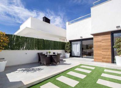 Immobilier Espagne Maison Villa Contemporaine De 2 Chambres 2
